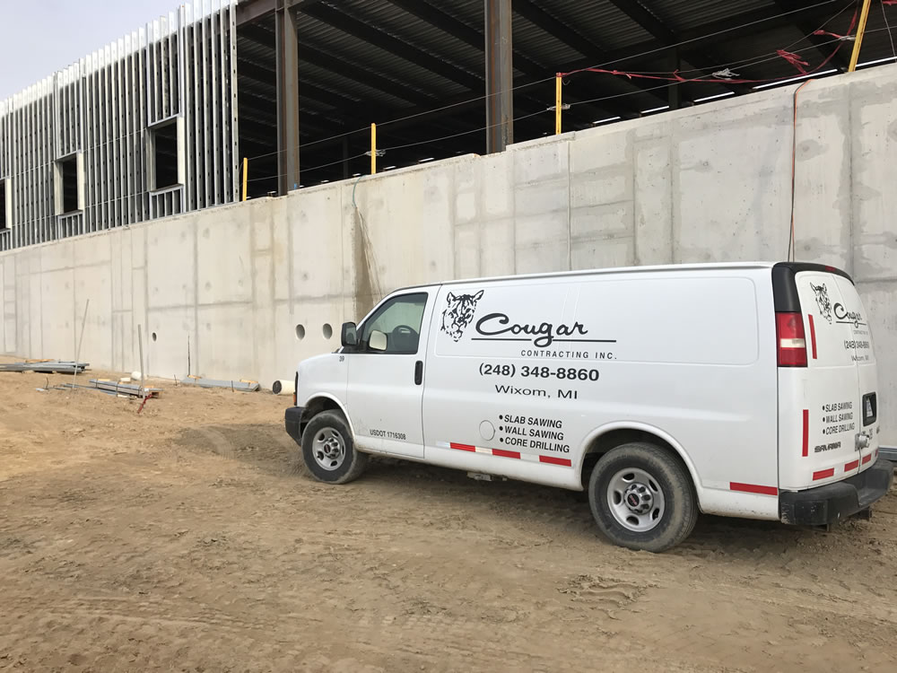 Cougar Contracting - Contact